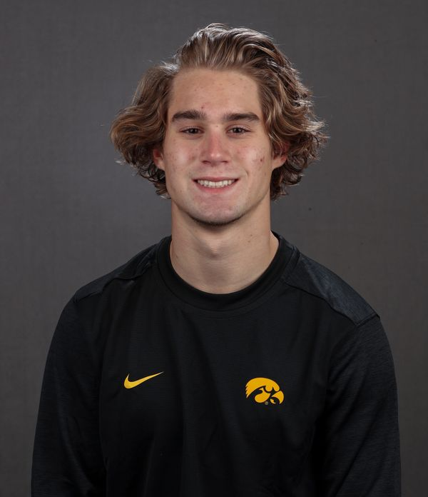 Mike Konle - Men's Swim & Dive - University of Iowa Athletics