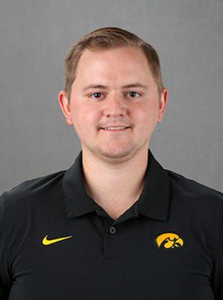 Cody DeRudder -  - University of Iowa Athletics