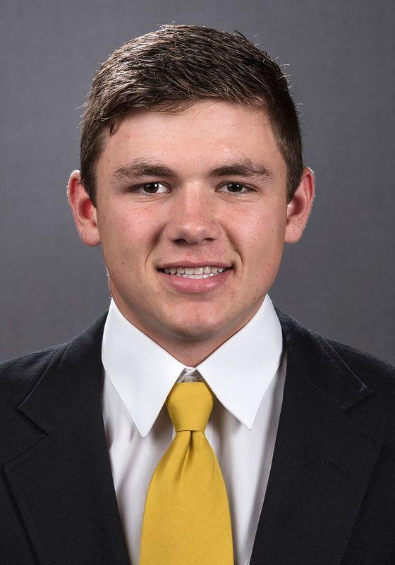 Matt Berst - Baseball - University of Iowa Athletics