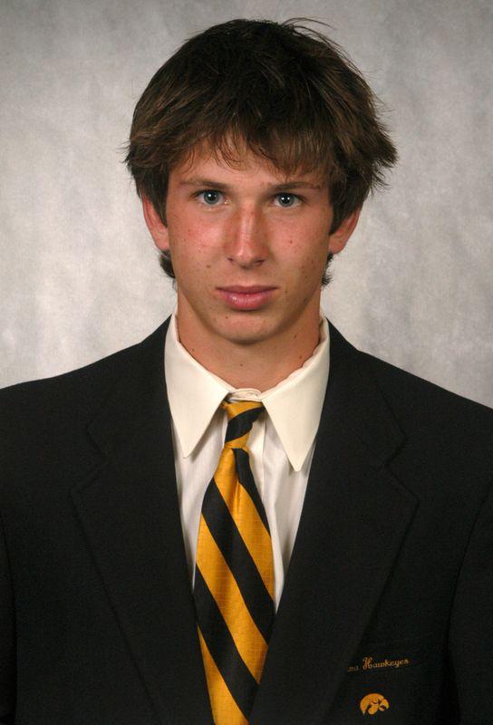 Mat Sawin - Men's Tennis - University of Iowa Athletics
