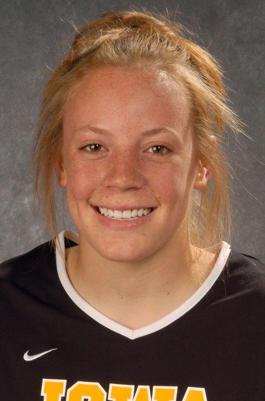Claire Goldenberg - Women's Soccer - University of Iowa Athletics