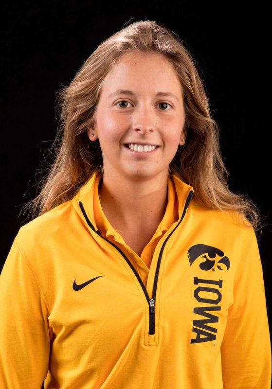 Elisa Suarez - Women's Golf - University of Iowa Athletics
