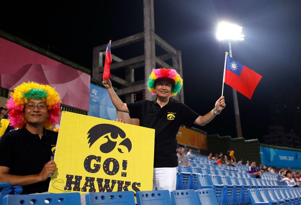 Taiwan Iowa Club