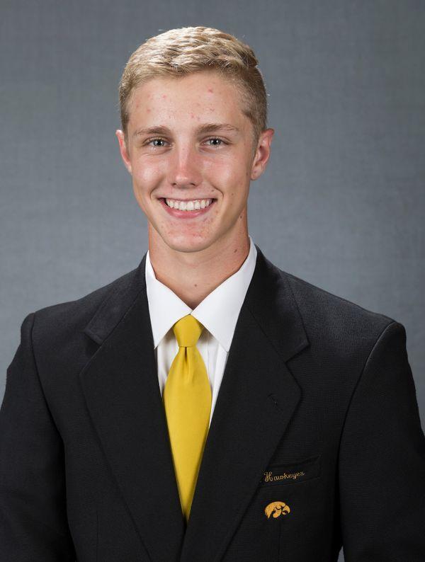 Zach Daniels - Baseball - University of Iowa Athletics