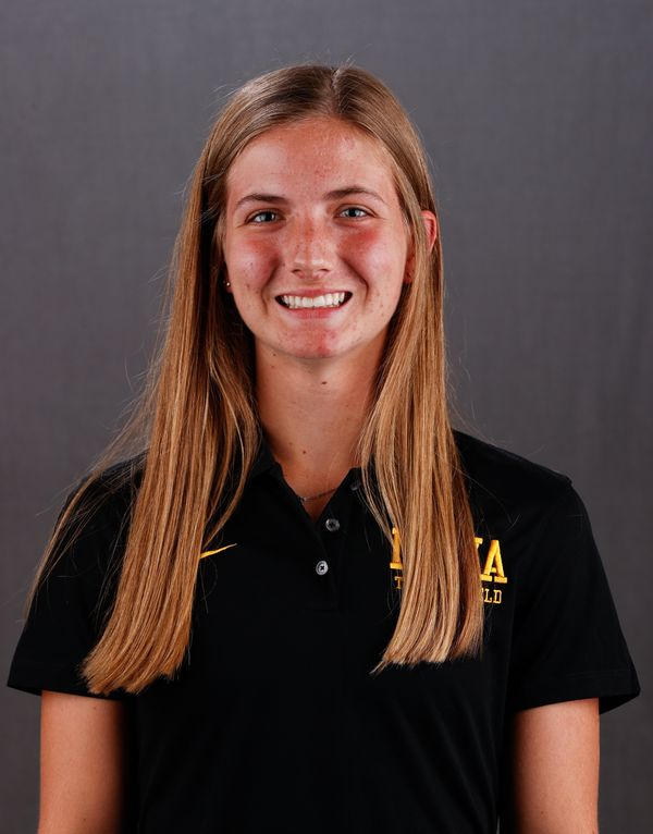 Emma Gordon - Women's Cross Country - University of Iowa Athletics