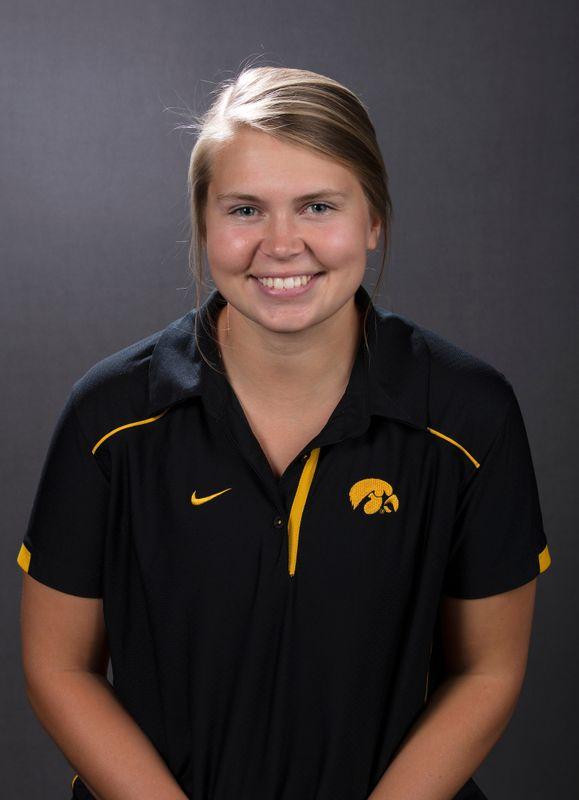 Aubree Larson - Women's Soccer - University of Iowa Athletics