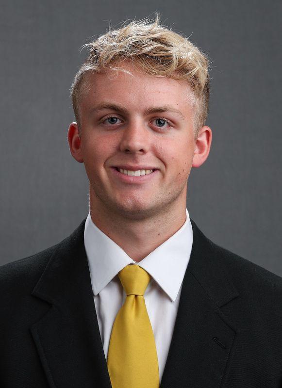 Evan Holt - Men's Swim & Dive - University of Iowa Athletics