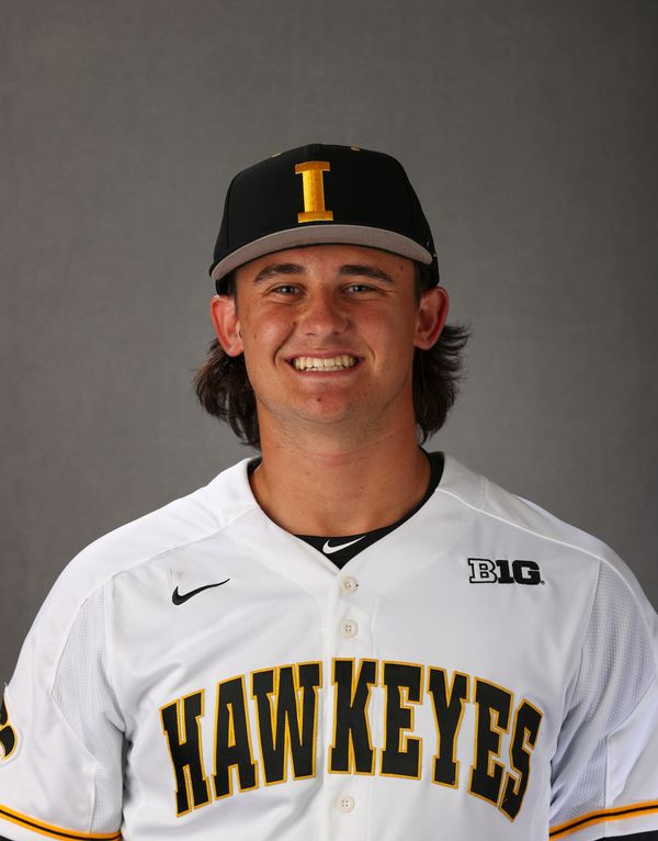 Keaton Anthony - Baseball - University of Iowa Athletics