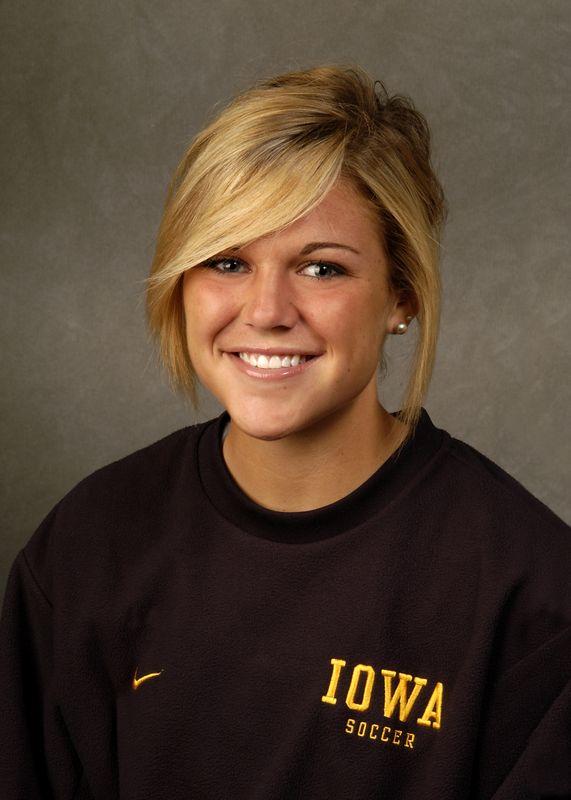 Rachel Blakesley - Women's Soccer - University of Iowa Athletics