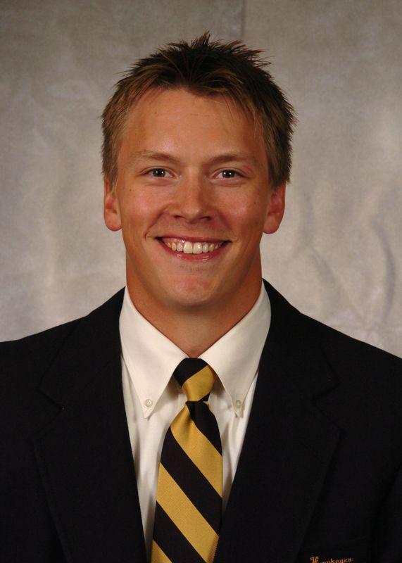 Brian Burmester - Baseball - University of Iowa Athletics