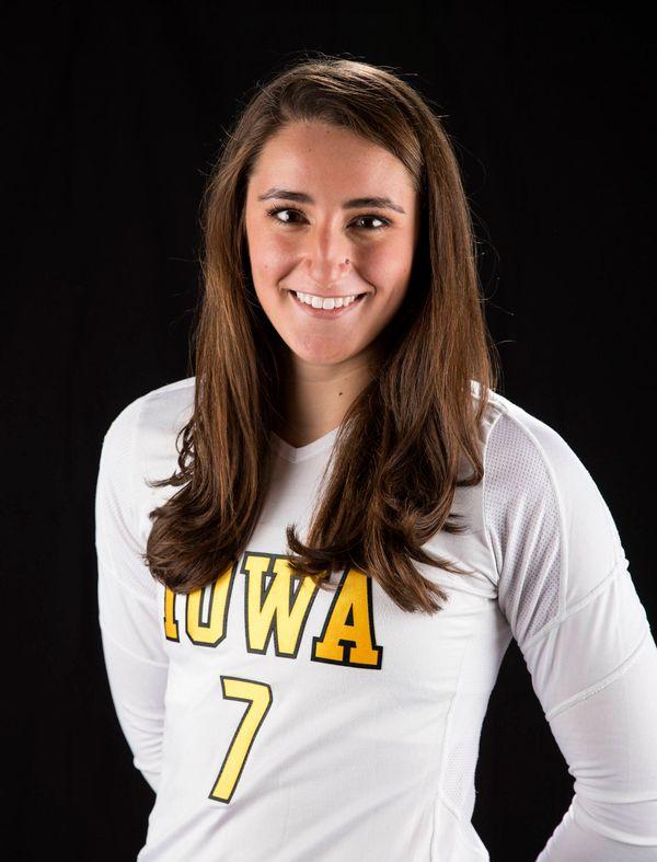 Alex Lovell - Volleyball - University of Iowa Athletics