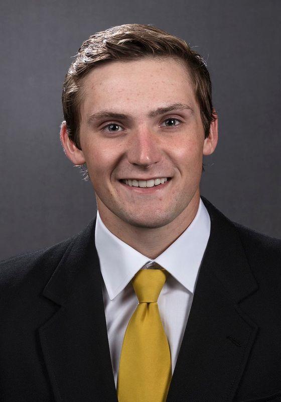 Brett McCleary - Baseball - University of Iowa Athletics