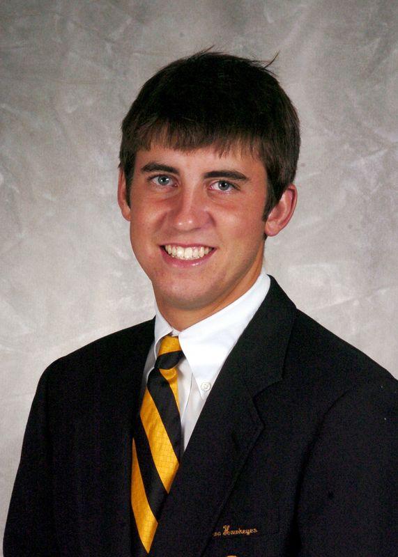 Zach Frisch - Men's Tennis - University of Iowa Athletics