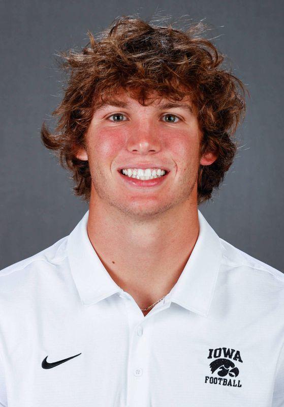 Jaxon Rexroth - Football - University of Iowa Athletics