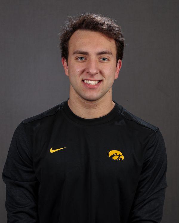 Ricky Williams - Men's Swim & Dive - University of Iowa Athletics
