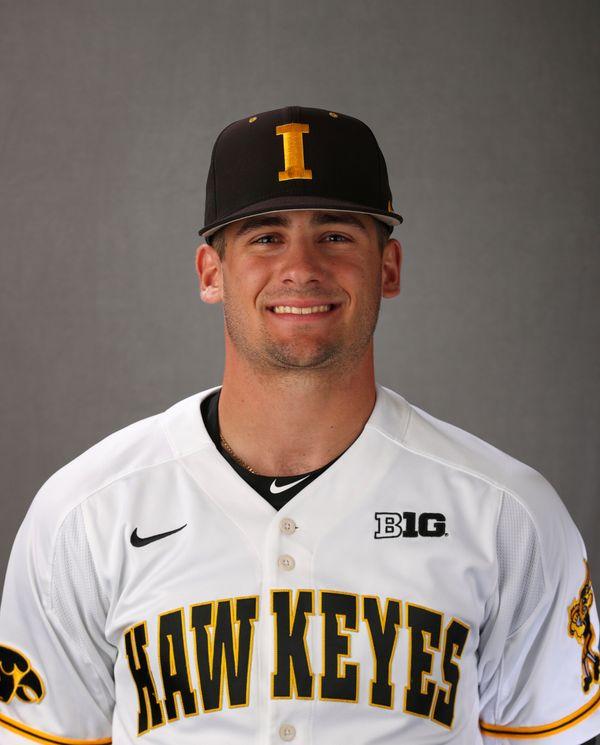 Anthony Mangano - Baseball - University of Iowa Athletics