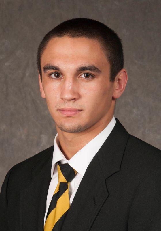 Topher Carton - Wrestling - University of Iowa Athletics