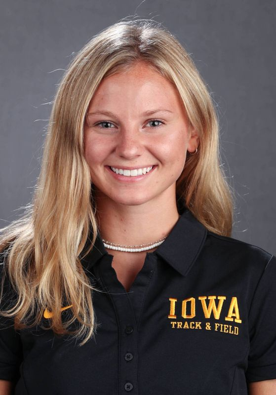 Clare  Pitcher - Women's Track & Field - University of Iowa Athletics