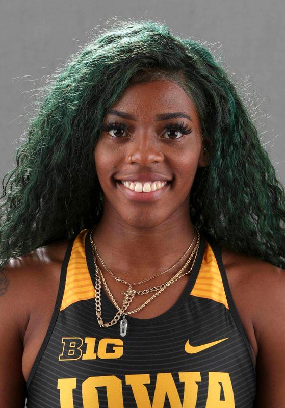 Eavion Richardson - Women's Track & Field - University of Iowa Athletics