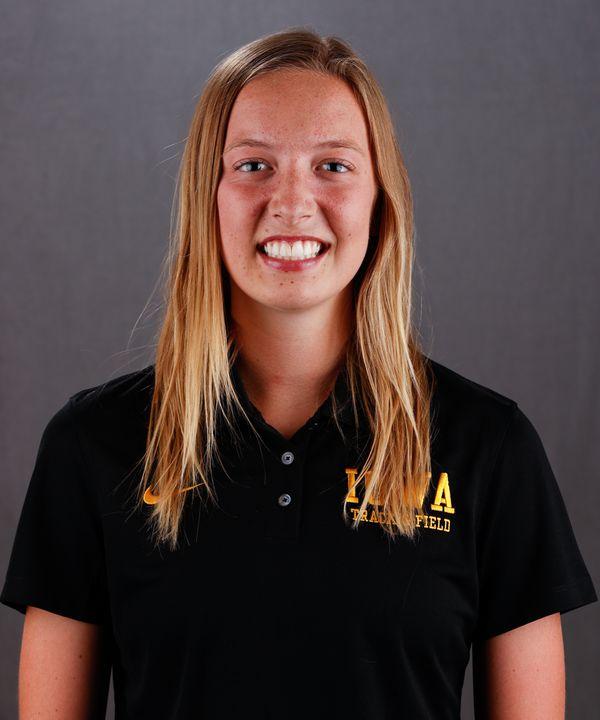 Sam Strauss - Cross Country - University of Iowa Athletics