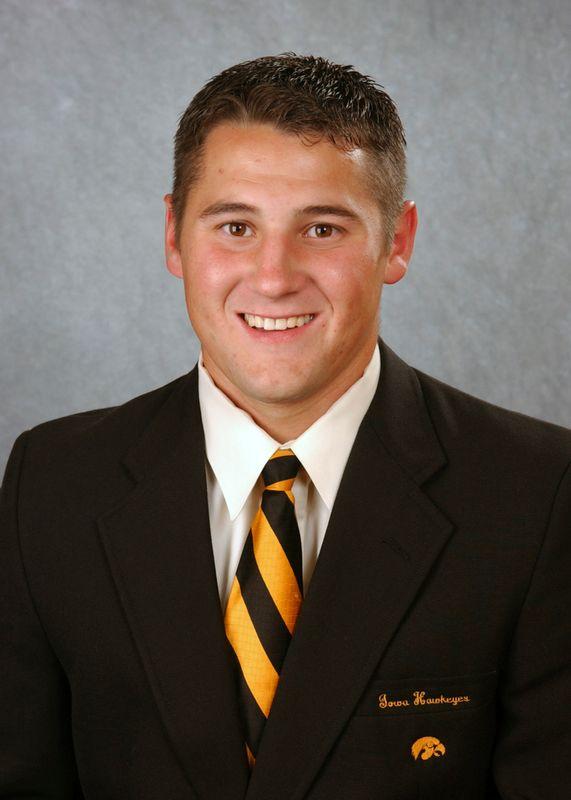 Kris Welker - Baseball - University of Iowa Athletics