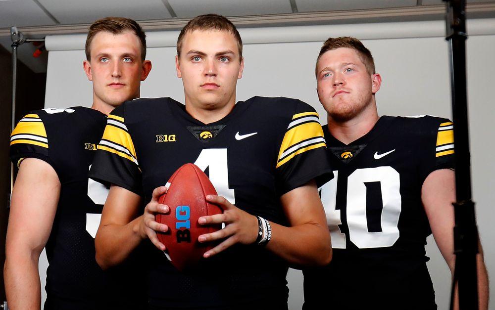 Matt Nelson, Nate Stanley, Parker Hesse
