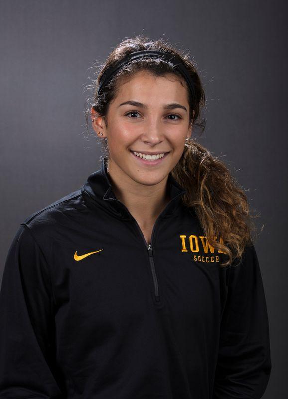 Katharine Woodruff - Women's Soccer - University of Iowa Athletics