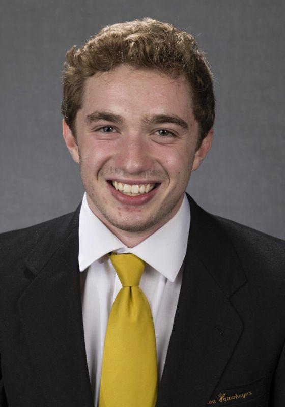 Evan Hull - Men's Swim & Dive - University of Iowa Athletics