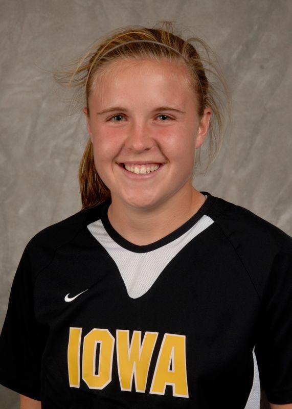 Stephanie Swanson - Women's Soccer - University of Iowa Athletics