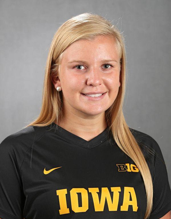 Hannah Rittenhouse - Women's Soccer - University of Iowa Athletics