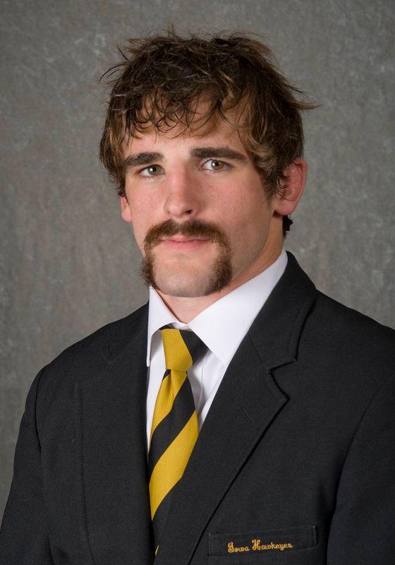 Mike Evans - Wrestling - University of Iowa Athletics