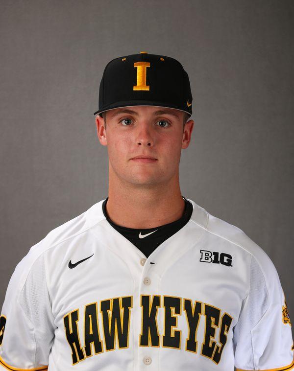 Mitch Wood - Baseball - University of Iowa Athletics