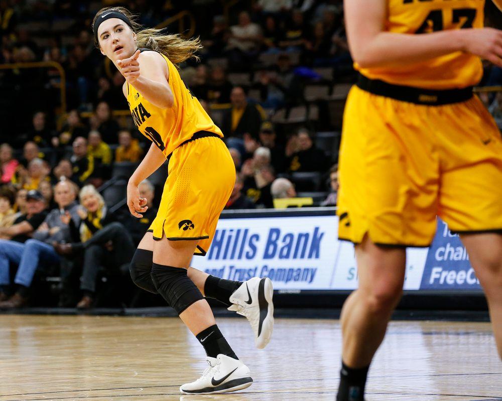Megan Gustafson (10)
