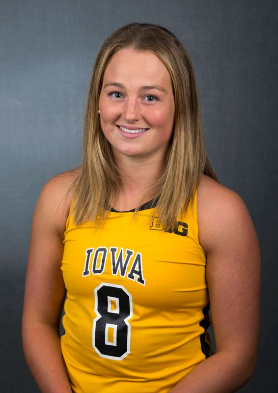 Stephanie Norlander - Field Hockey - University of Iowa Athletics