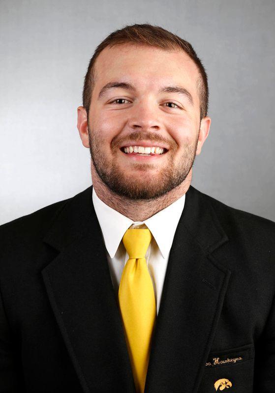 Steve Manders - Football - University of Iowa Athletics