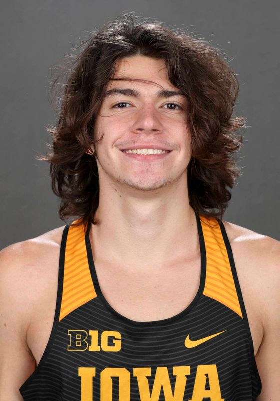 Ian  Geisler - Men's Track & Field - University of Iowa Athletics