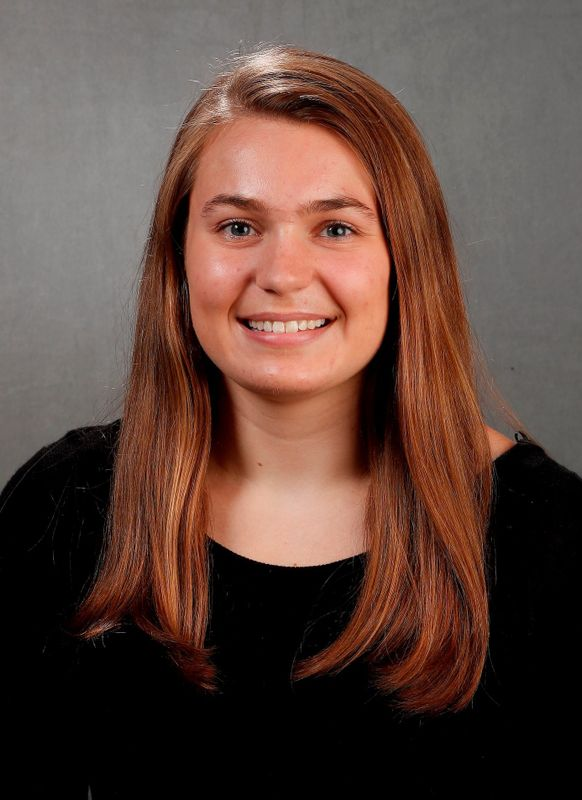 Alleyna Thomas - Women's Swim & Dive - University of Iowa Athletics