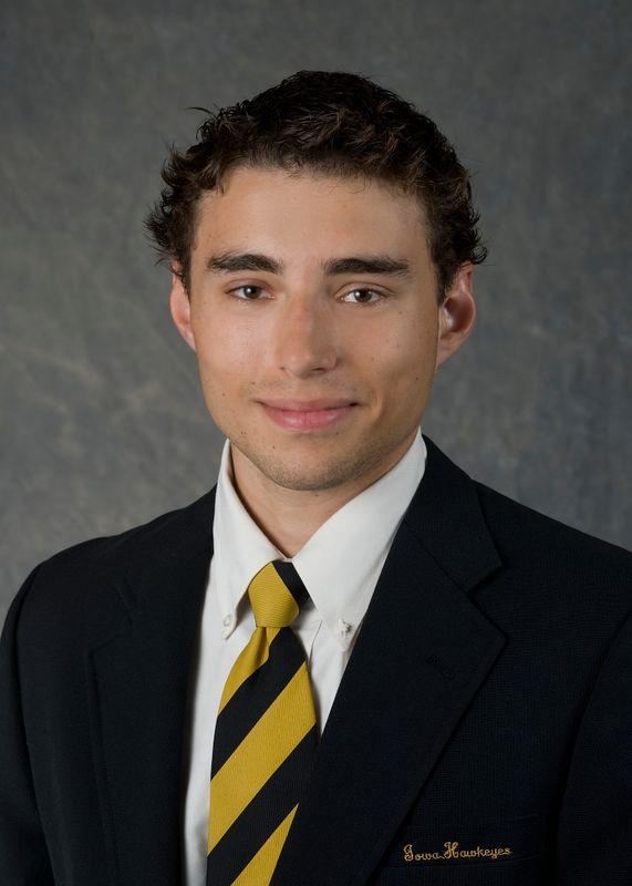 Arsen Sarkisian - Men's Swim & Dive - University of Iowa Athletics