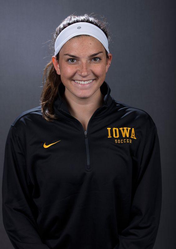 Hannah Brobst - Women's Soccer - University of Iowa Athletics