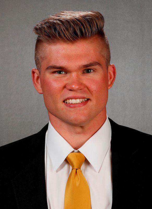 Tanner Padgett - Baseball - University of Iowa Athletics