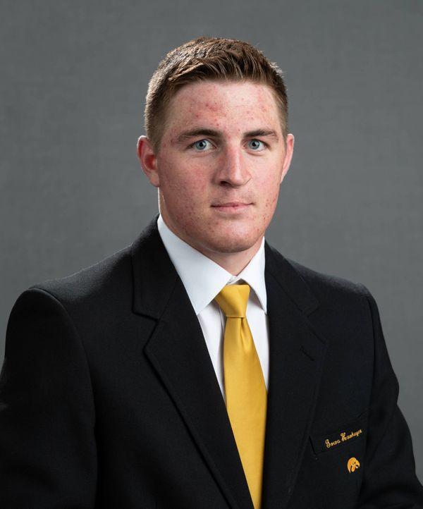 Preston Stephenson - Wrestling - University of Iowa Athletics