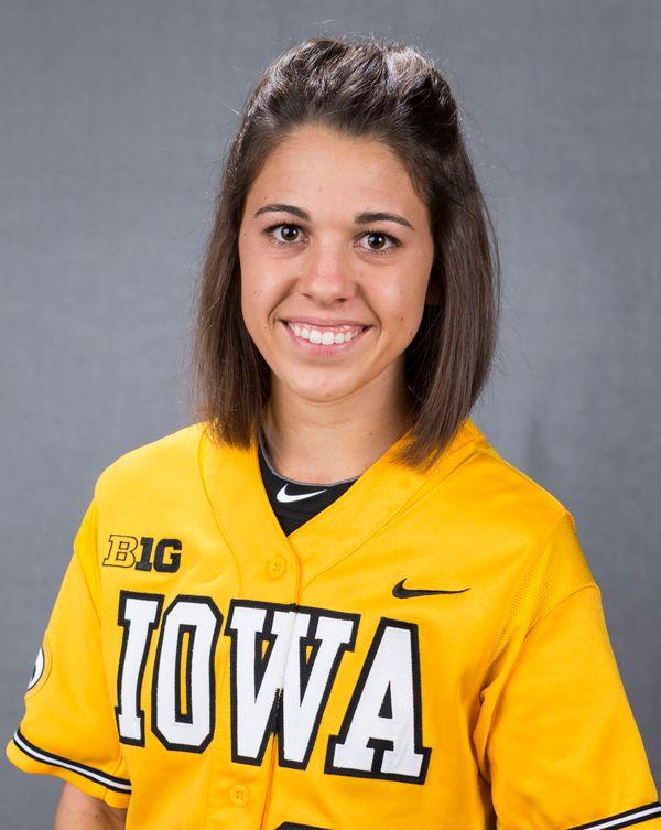Haley Hansel - Softball - University of Iowa Athletics