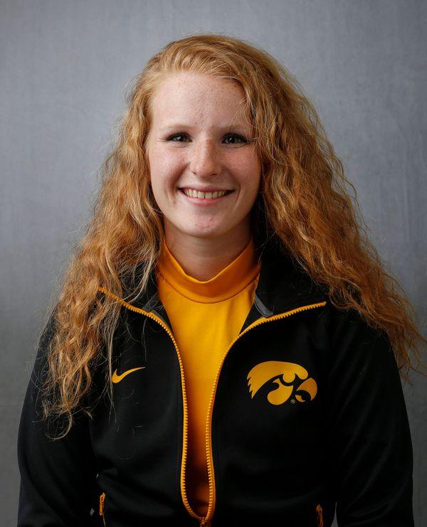Brenna Parke - Women's Rowing - University of Iowa Athletics