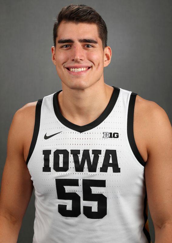 Luka Garza - Men's Basketball - University of Iowa Athletics