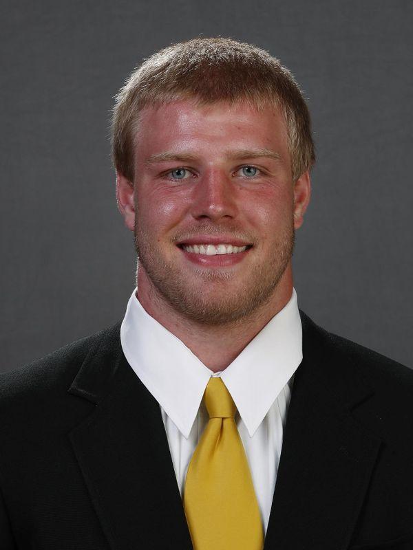 Luke Empen - Football - University of Iowa Athletics