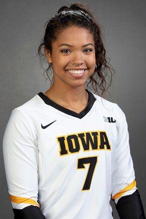 Brie Orr - Volleyball - University of Iowa Athletics