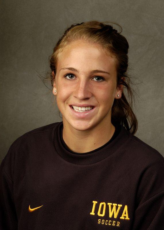 Sarah Langlas - Women's Soccer - University of Iowa Athletics
