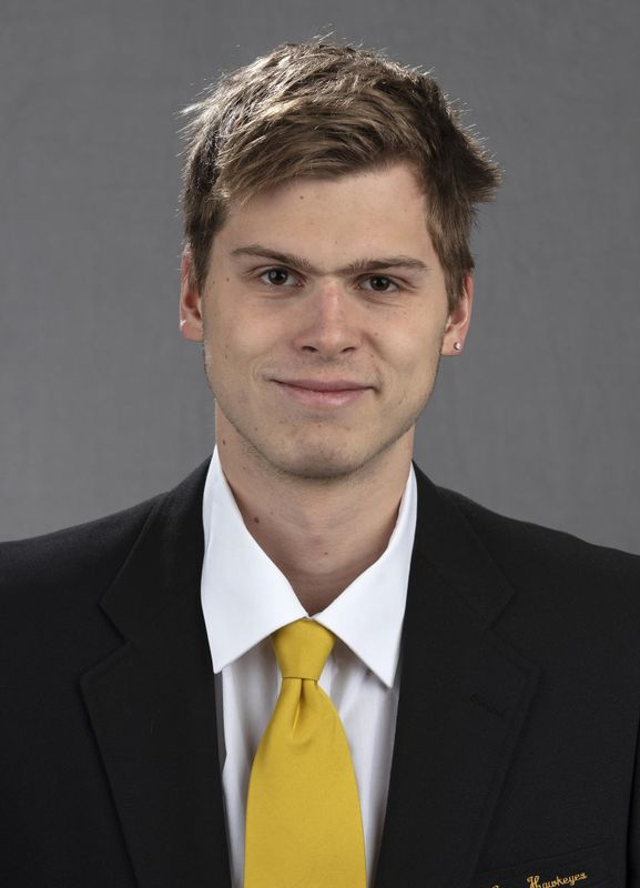 Sergey Kuznetsov - Men's Swim & Dive - University of Iowa Athletics