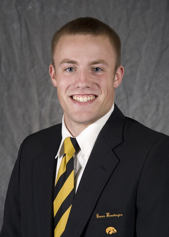 Patrick Harshman - Baseball - University of Iowa Athletics