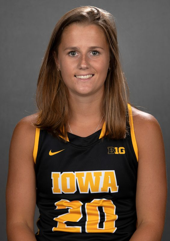 Sophie Sunderland - Field Hockey - University of Iowa Athletics